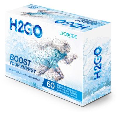 Природный энергетик H2GO